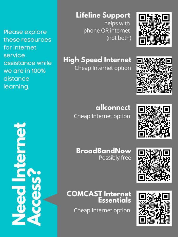 Need Internet Access